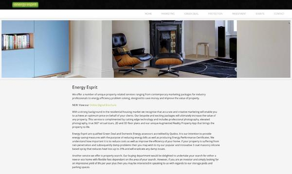 Energy Esprit Homepage
