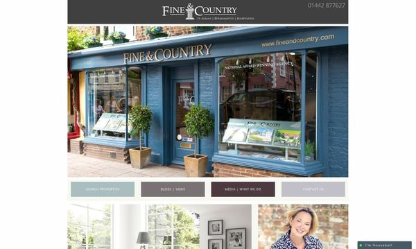 Fine and Country Berkhamsted Homepage